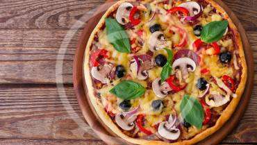 Like Mushroom Pizza? We're Gonna Take You to Funghitown