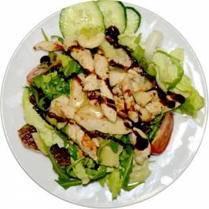 Puten-Salat