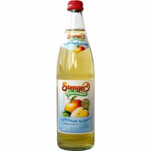 Apfelsaft-Schorle