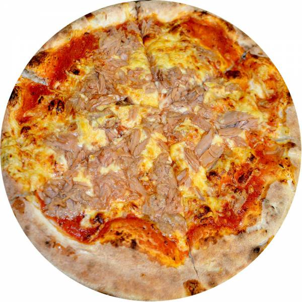 Pizza-Tonno